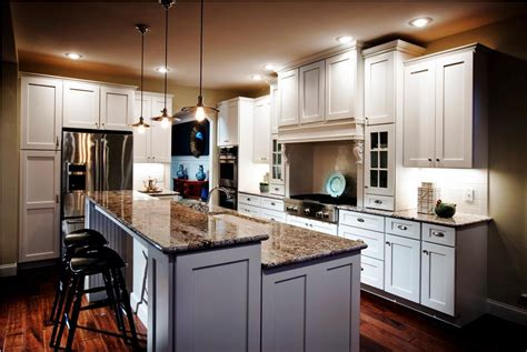 kitchen designs beautiful large open space with