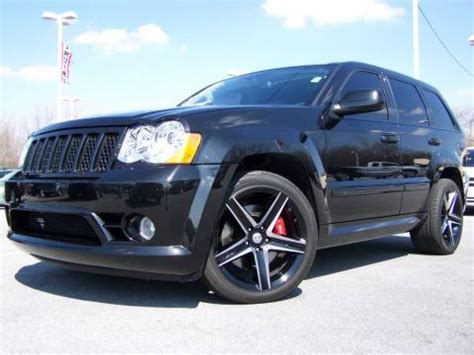 Used Srt8 Jeep For Sale Used 2008 Jeep Grand Srt8 4x4 For Sale Stock