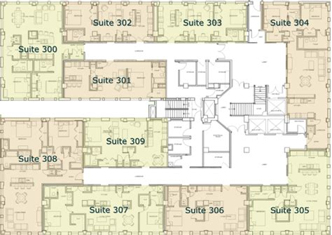 floor plan 3rd street 3rd floor plans for the mayo 420 building