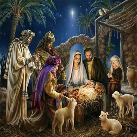 fotos reyes magos bonitas imagenes bien bonitas de los reyes magos con jesus jpg