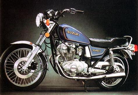 1982 Suzuki Gs450t Suzuki Models 1982 Page 2