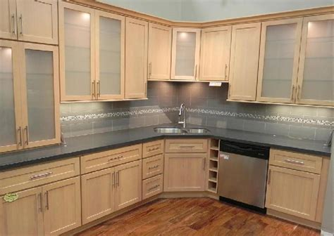 colors of kitchen cabinets kitchen colors maple cabinets quicua com