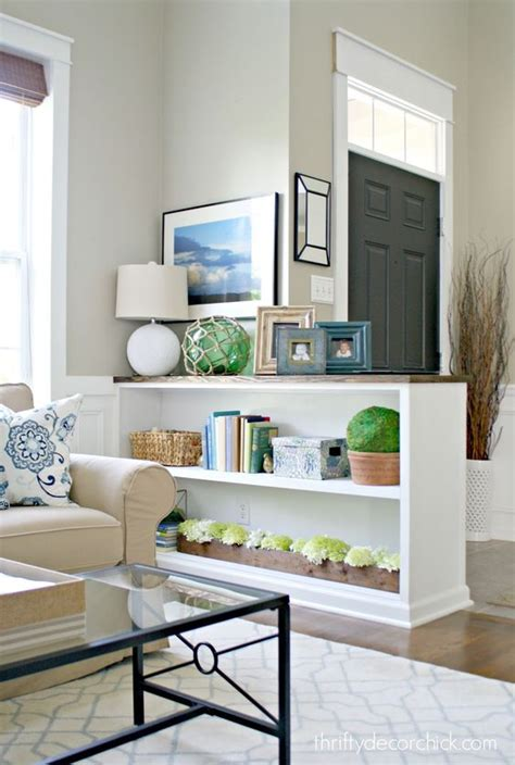 entryway bookcase 5 ideas how to make an entryway when you don t one