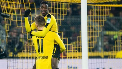 ousmane dembele best of ousmane dembele had one of his best games for dortmund