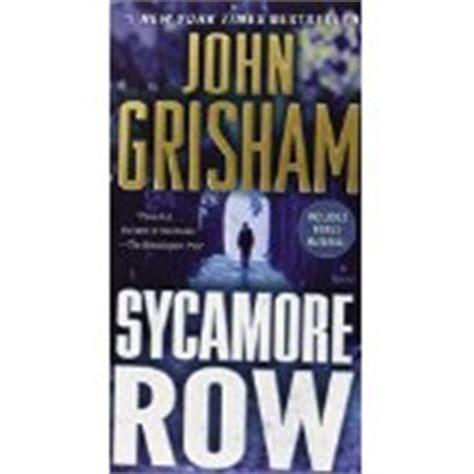 sycamore a novel books book review sycamore row by grisham e trimble