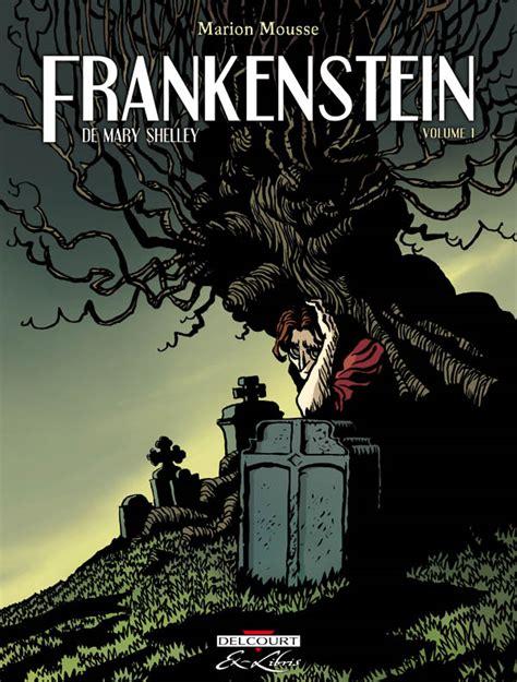 libro classic literary adaptations la frankenstein de mary shelley 1