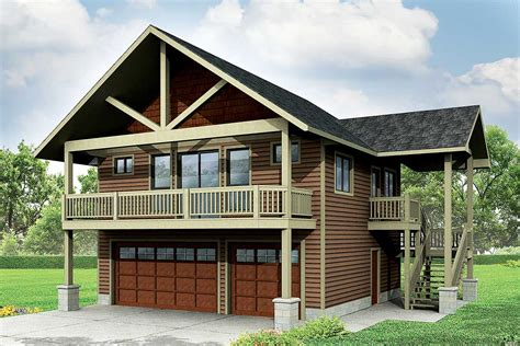 two car garage apartment 22108sl architectural designs garage with apartment and vaulted spaces 72768da