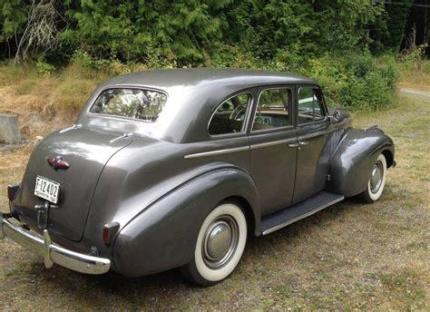 buick sedan 1940 buick sedan cars of the 30s and 40s