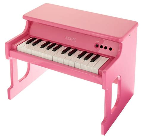 Dijamin Korg Tiny Piano Original korg tiny piano pink thomann uk