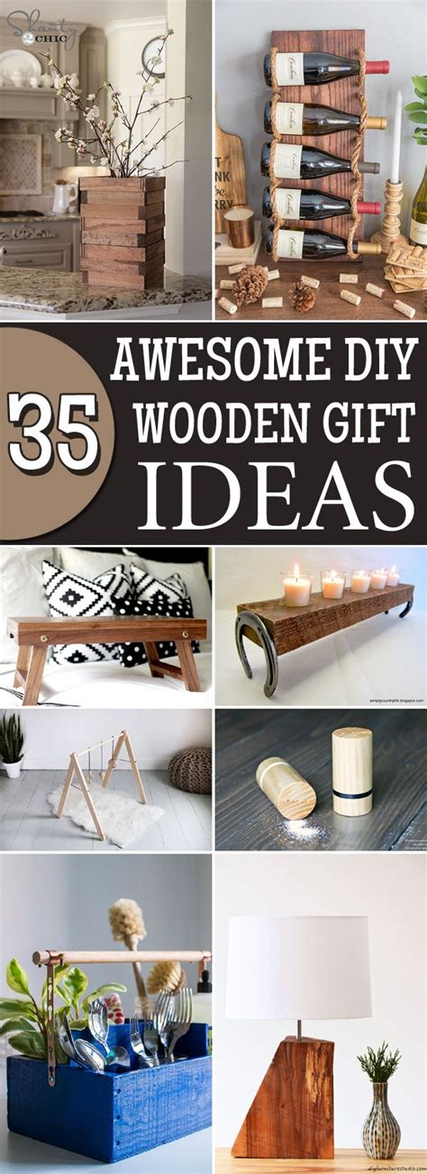 simple gifts     wood diy wooden
