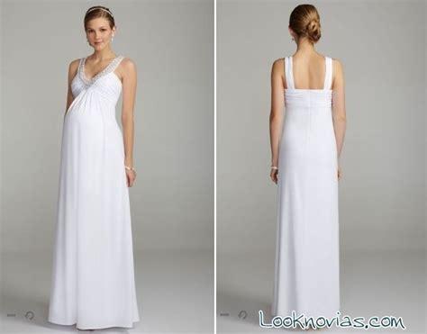 imagenes de vestidos impresionantes vestidos de novia para embarazadas por david 180 s bridal