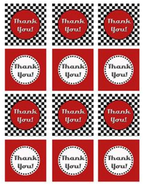 printable tags michaels kennys cars birthday party on pinterest disney cars