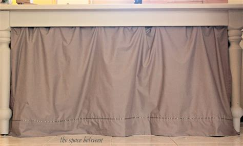 easy curtains no sew easy diy no sew curtain the space between