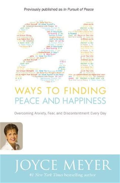 how to overcome anxiety and find peace 30 days to equip for s storms books 21 ways to finding peace and happiness overcoming anxiety