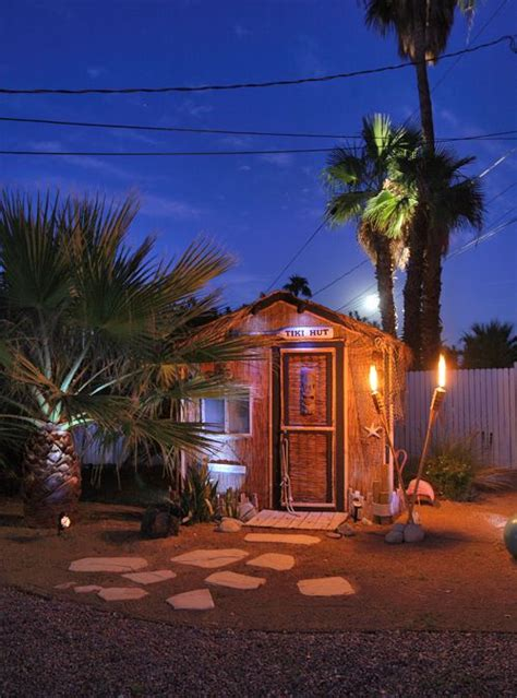 tiki hut shed backyard tiki hut 187 might have to do this to the shed in