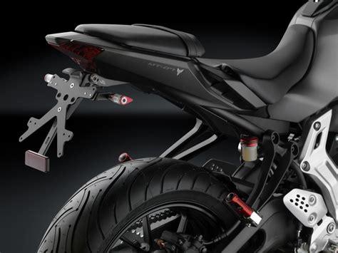Motorrad Kennzeichenhalter Größe by Yamaha Mt 07 Rizoma Motos Accesorios Para Motos Rizoma