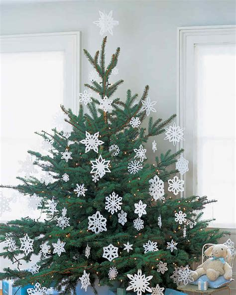 christmas tree ideas for kids martha stewart