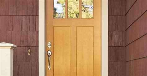 front door materials wood  fiberglass washington