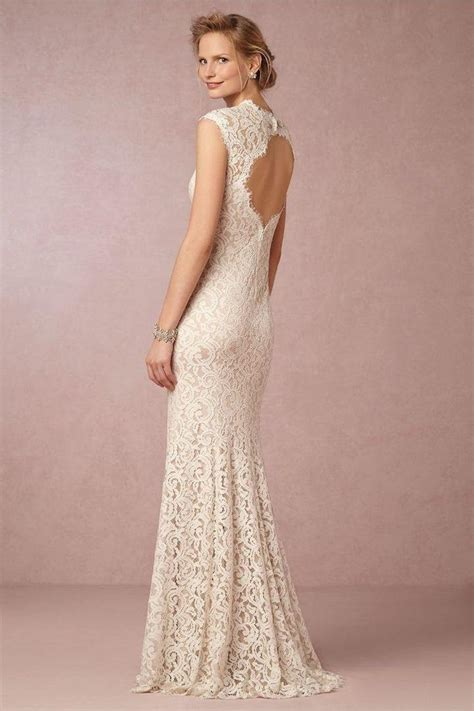 Wedding Dresses Lacy by Vintage Lace Wedding Dresses From Bhldn Modwedding