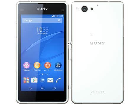 Handphone Sony Xperia J1 価格 xperia j1 compact d5788 simフリー の製品画像