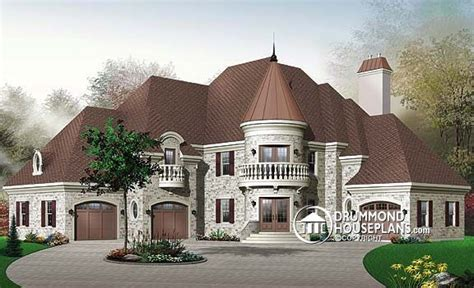house plans with turrets 23 best images about house plans on house plans fireplace and country
