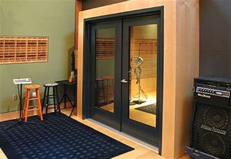 Home Recording Studio Doors Radio Tv Recording Studio Doors Windows Krieger
