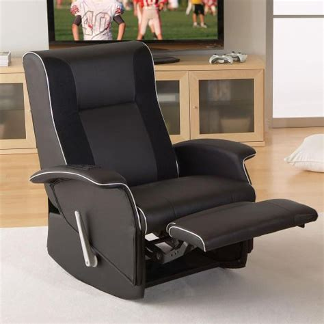 slim rocker recliner discount x rocker slim home theater recliner chair