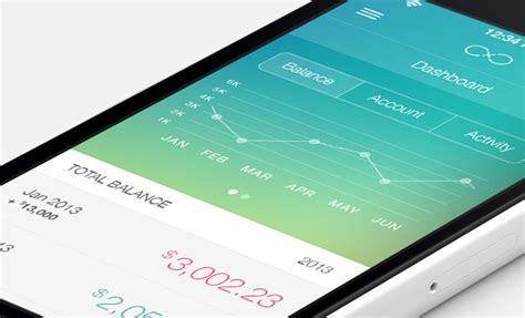 banking app inspiration daily ui design inspiration 40 exles of ios 7 mobile app interface designs idevie