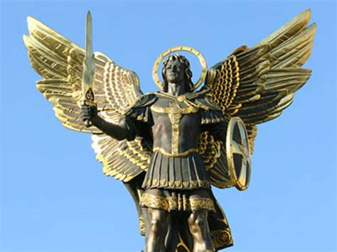 8 Ways To Recognize Archangel Michael Beliefnet Archangel Michael