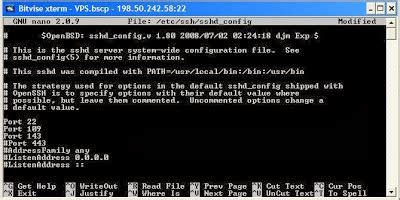 membuat ssh di vps centos cara instal ssh dropbear pada vps centos 32 64bit trik