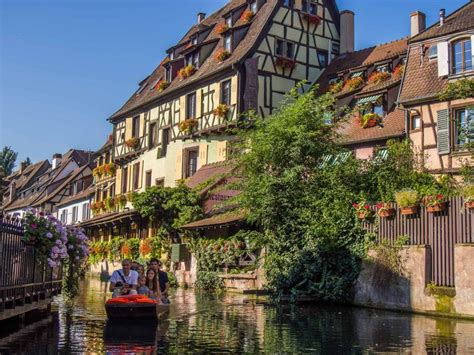 colmar france our interrail trip from london to andalucia in photos and