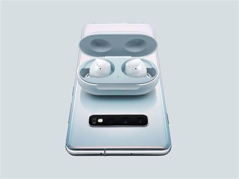 Free Earbuds With Samsung Galaxy S10 by Samsung Steps Up To The Airpods With Its Galaxy Buds Now 25 Android Central