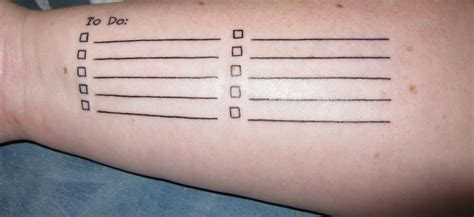 arizona tattoo laws clever tattoos that actually practical uses pacmath