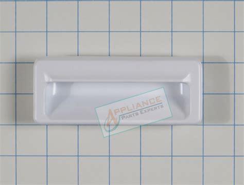 White Dryer Door by 3405184 Dryer White Door Handle