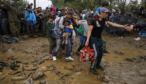 imagenes impactantes refugiados impactantes fotos de refugiados que ganaron el pulitzer