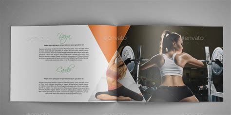 15 fitness brochure template word indesign eps and psd