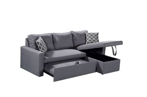 Sofa Bed 3 In 1 by Zara Reversible Sectional Sofa 3 In 1 Sofa Bed