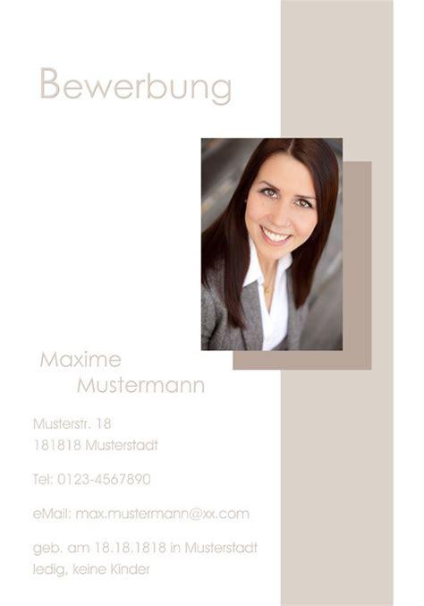 Bewerbung Industriekauffrau Deckblatt Michaela Fruth Photography Deckblatt