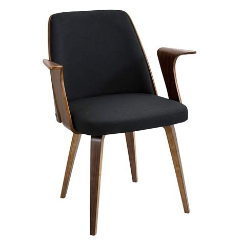 Modern Dining Arm Chairs Modern Dining Chairs Vinka Black Arm Chair Eurway