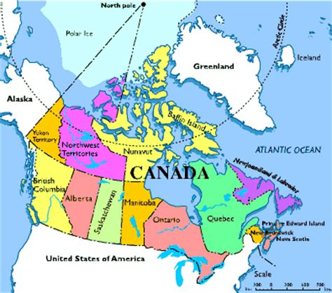 map of us canada and europe maps europe mappa di canada politica immagini