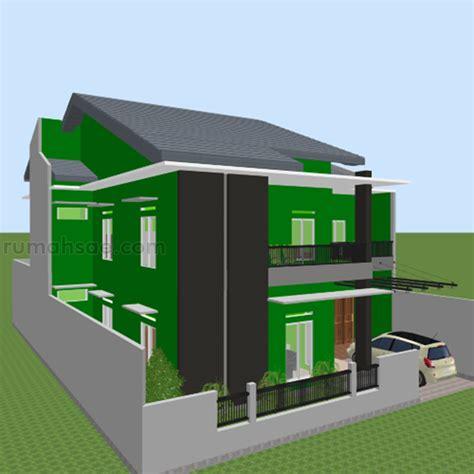 desain rumah islami desain rumah islami tempat kost rumah sae