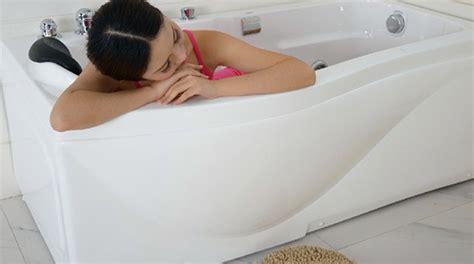 poggiatesta per vasca da bagno vasca idromassaggio con poggiatesta