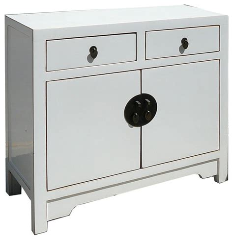 White Tv Console Table by White Lacquer Moon Sideboard Console Table Tv