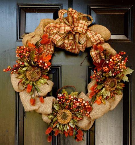 Handmade Wreaths For Sale - handmade burlap wreath by stancilhousedesigns on etsy 60