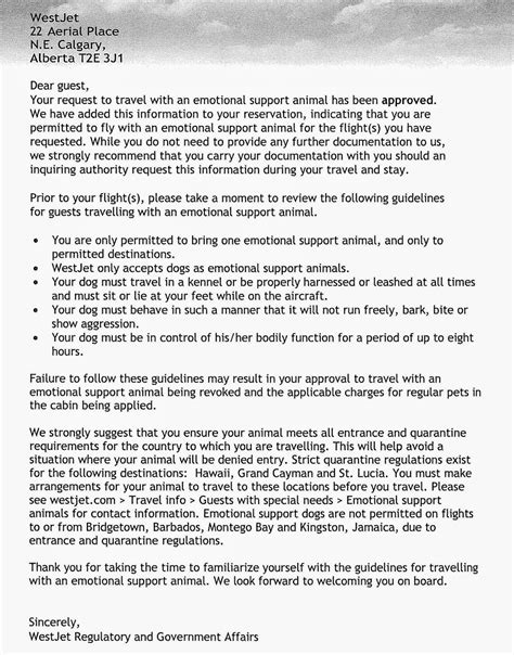 Emotional Support Animal Letter Laws Reporter Service Barred From International Flight After Pre Trial Ruling Opens Way