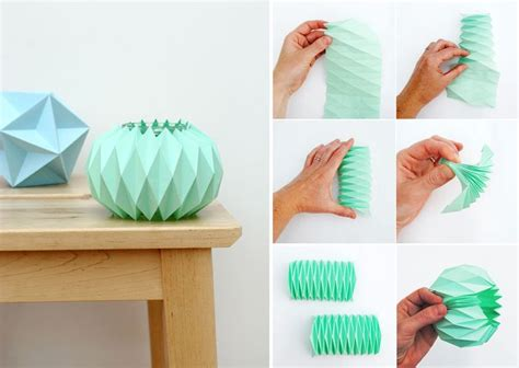 How To Make A Paper Lantern Easy - how to make paper lanterns modern magazin