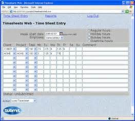 timesheets software easy timesheets journyx
