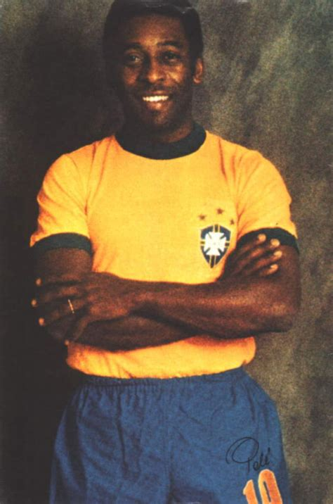 biography of pele in spanish pel 233 ol 233 fotos seleccion brasile 241 a 1970