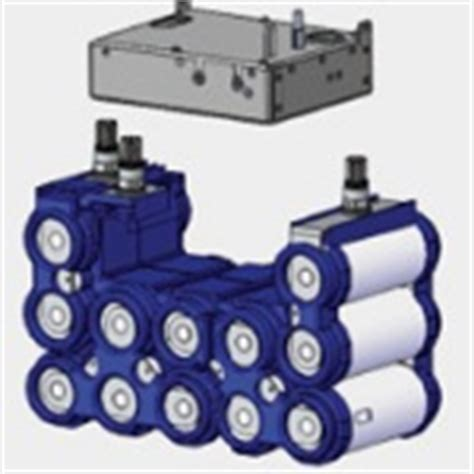 maxwell capacitors truck ultracapacitor module used for anti idling systems of work trucks