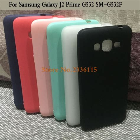 Terbaik Softcase Ultrathin Samsung Galaxy J2 Prime ricestate for samsung j2prime g532 sm g532f cover silicone tpu for samsung galaxy j2 prime